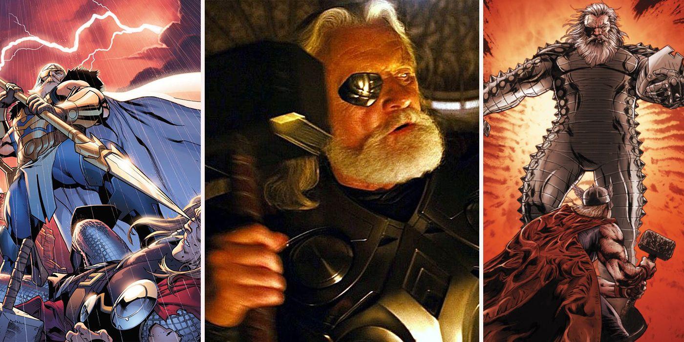 Times Odin Was Way Worse Than Loki   CBR