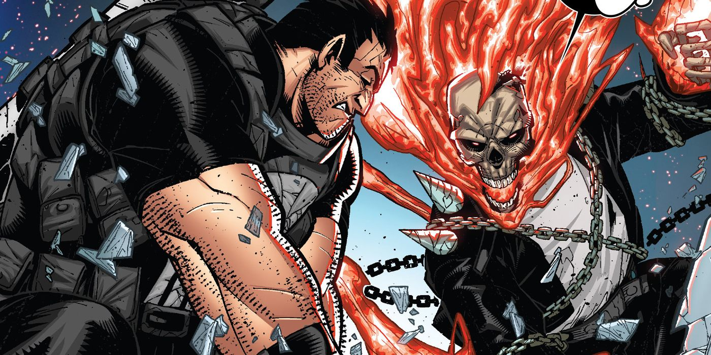 Ghost Rider vs  Punisher: Who is Marvel's Most Brutal Hero