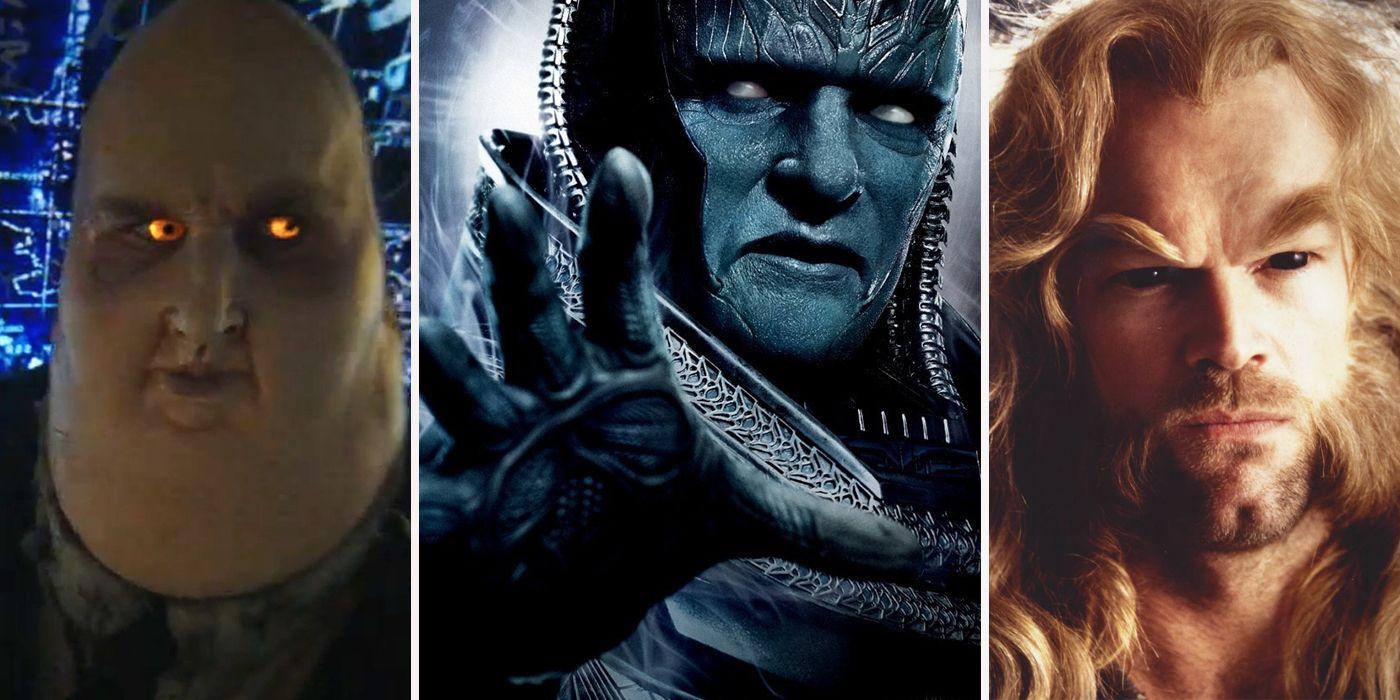 X-Men Villains That Look Better And Worse On-Screen  CBR