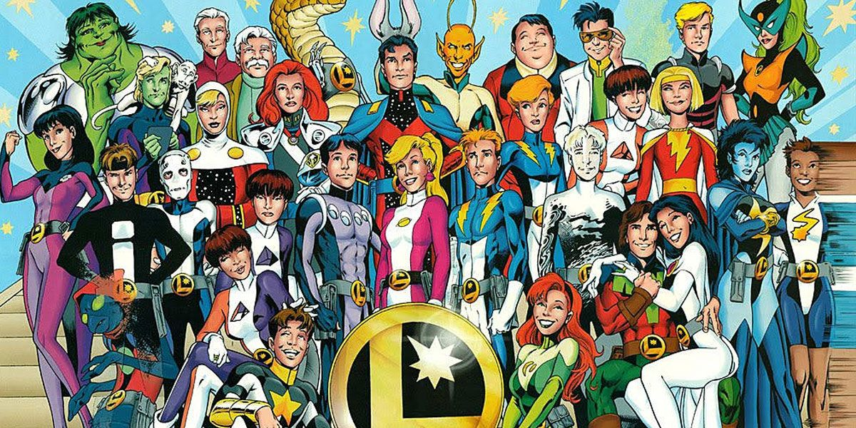 Bendis Teases Possible Legion of Super-Heroes Announcement This Week