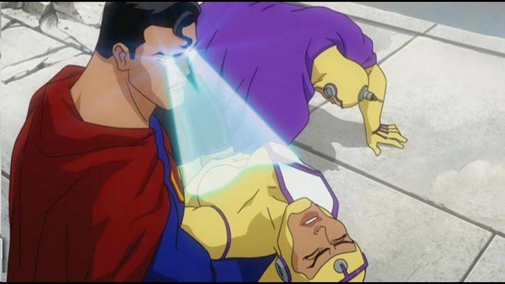 superman x ray - La clasificación definitiva de todos los poderes de Superman