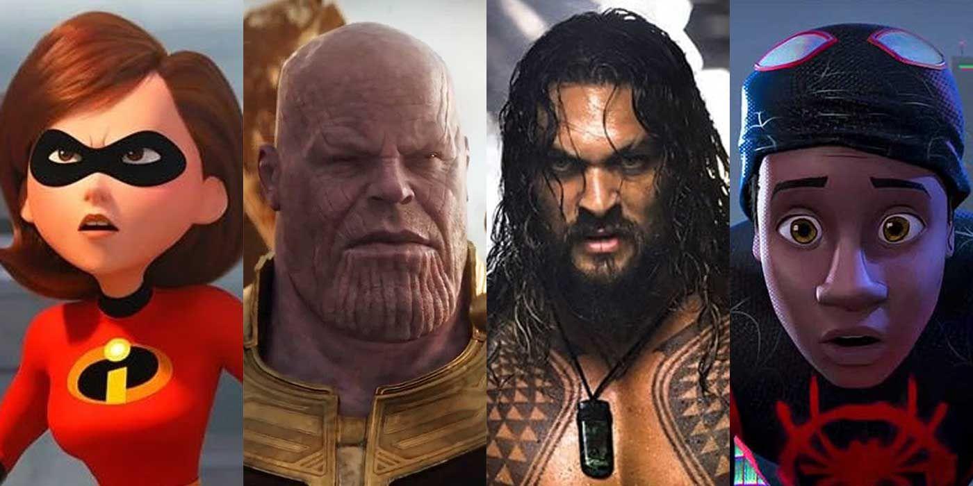 Every Superhero Movie Opening in 2018 | CBR