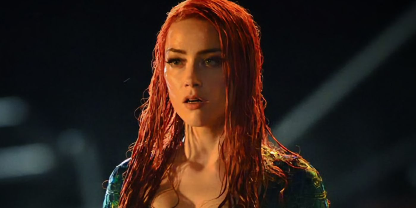 No, Amber Heard Was Not Fired From Aquaman 2