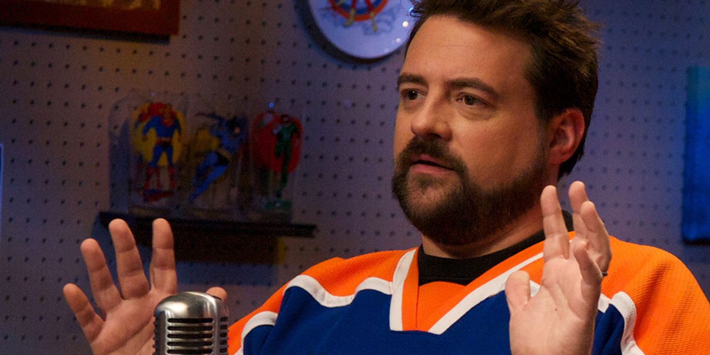 Warren Ellis Shares Heartwarming Story About Clerks Director Kevin Smith