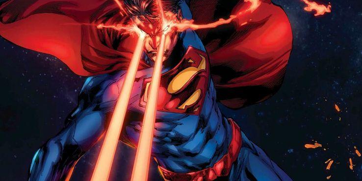 Superman Heat Vision - La clasificación definitiva de todos los poderes de Superman