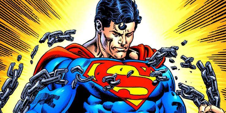 Superman Strength - La clasificación definitiva de todos los poderes de Superman