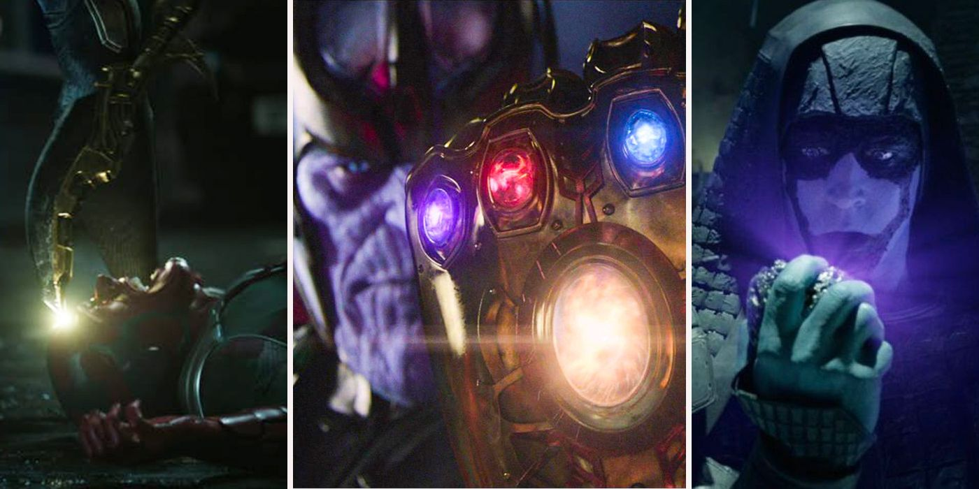 Ways The MCU Ruined The Infinity Gauntlet | CBR