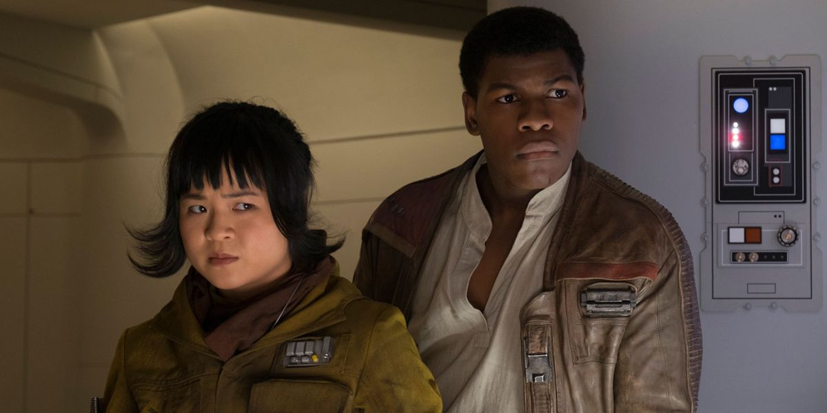 Star Wars' Kelly Marie Tran Excited to Explore Rose-Finn Relationship