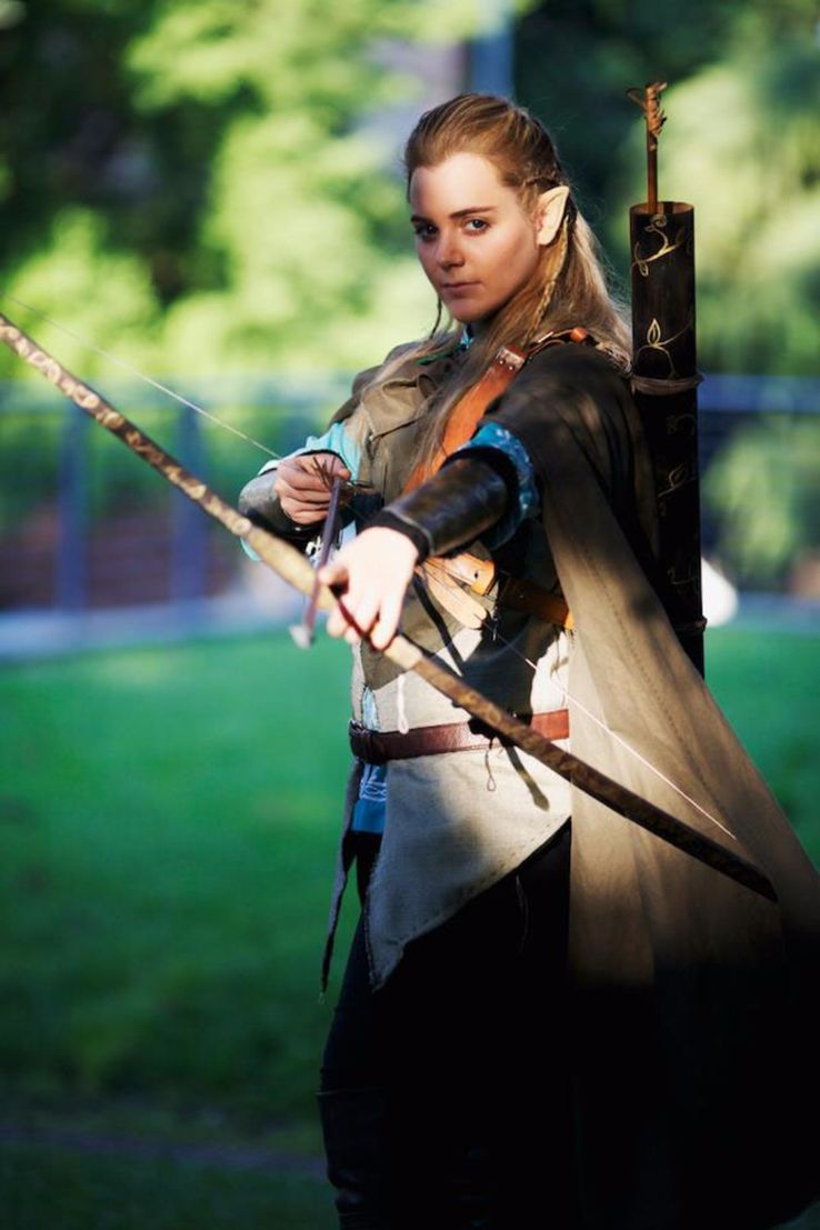 Lord Of The Rings Cosplays | CBR