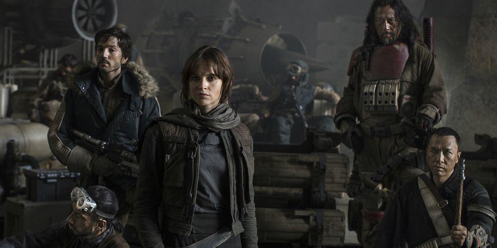 Todos os títulos de filmes de Star Wars classificados do MELHOR até Star Wars: O Retorno Dos Jedi 11
