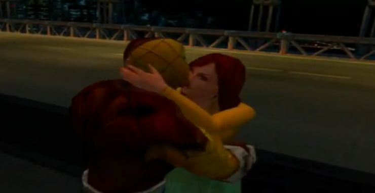 Mary Jane S Shocking Kiss With Mary Jane Cbr