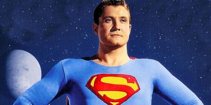 George Reeves as Superman - ¿Qué Superman de acción en vivo es más poderoso?
