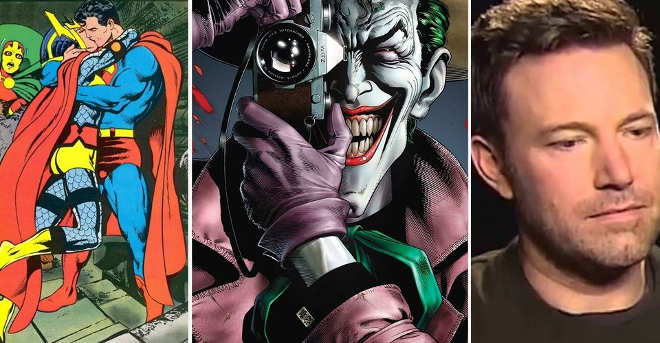 Huge Scandals That Rocked Dc Superheroes Cbr