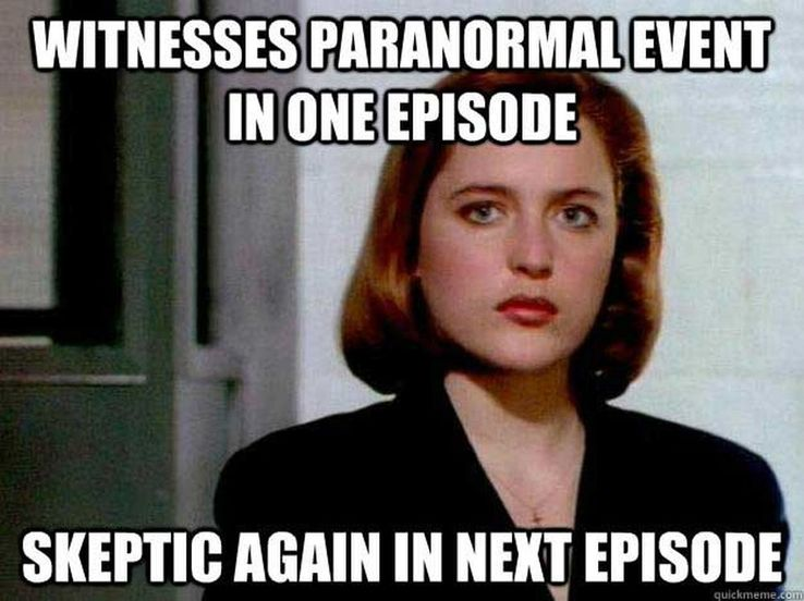 Hysterical X-Files Memes | CBR