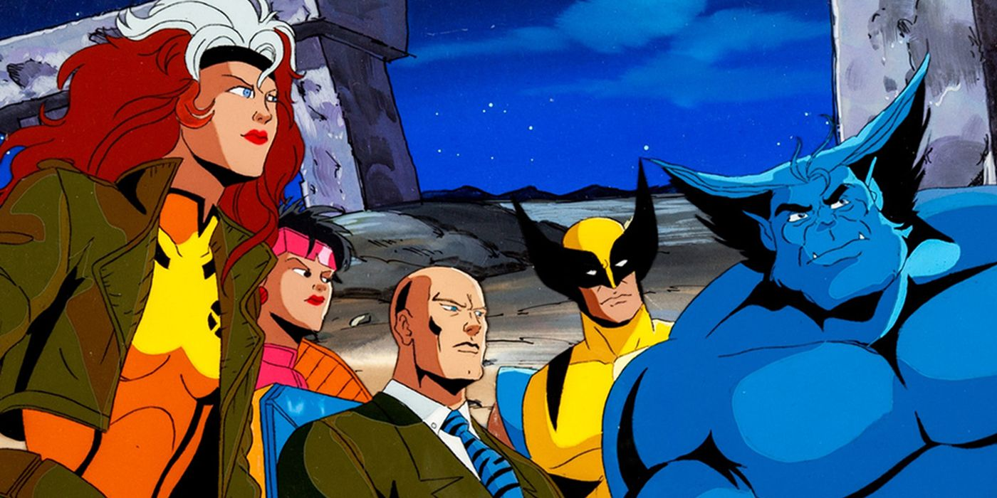Censors forced cuts to x men the animated series ending cbr