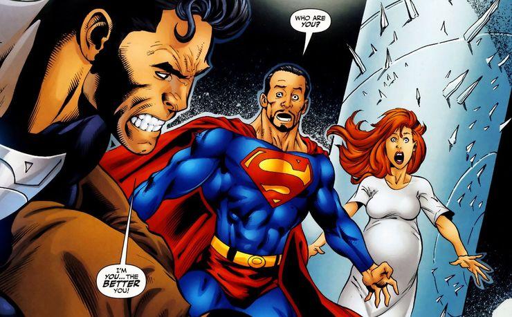 Zod Superman of Earth 15 - Llámame Superman pero no Clark Kent