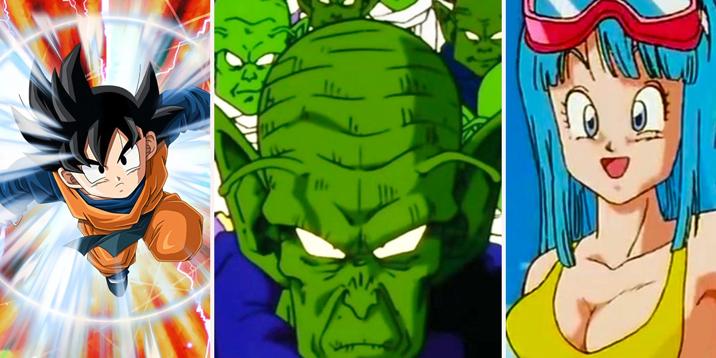 Forgotten Dragon Ball Characters Cbr