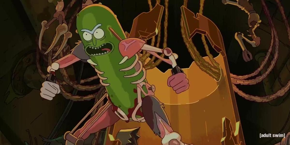 Rick And Morty Season 4 Production Has Started Cbr