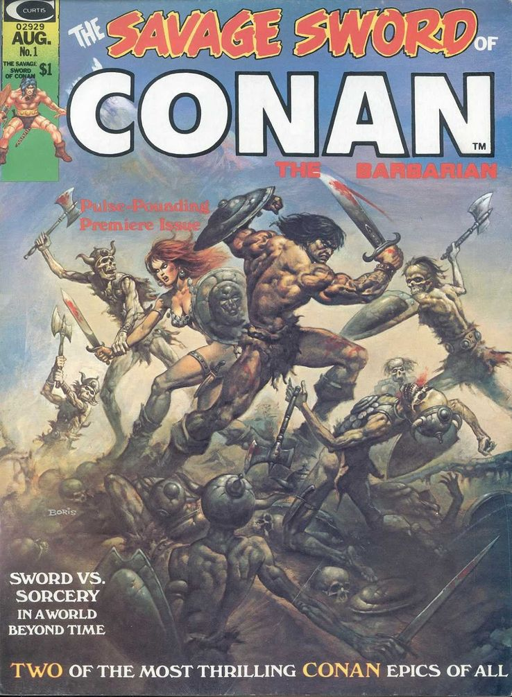 How Marvel Made Conan the Barbarian a Hit Comic | CBR