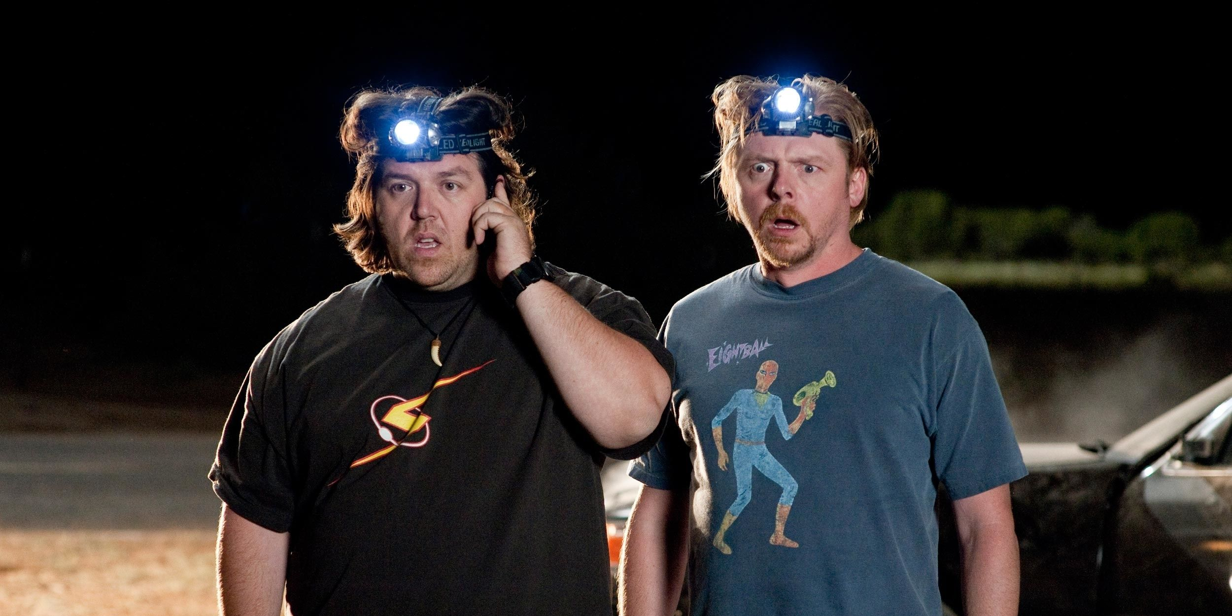 Simon Pegg & Nick Frost's New Series Truth Seekers Picked Up by Amazon