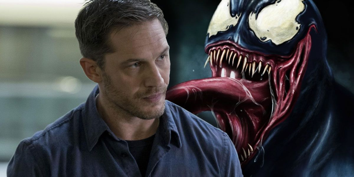 Venom's Hardy Cryptically Responds to Rumors About the Costume