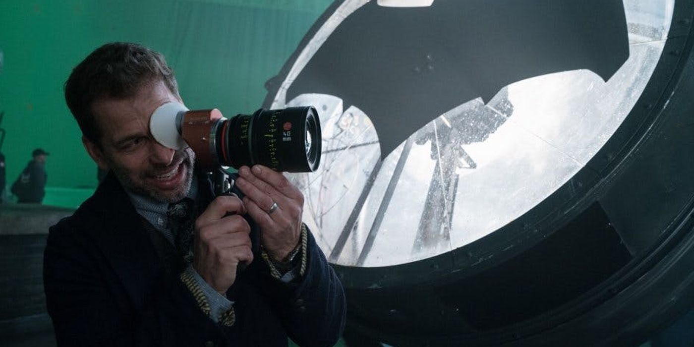 Justice League's Assembly Cut Was 5 Hours Long, Snyder Says   CBR