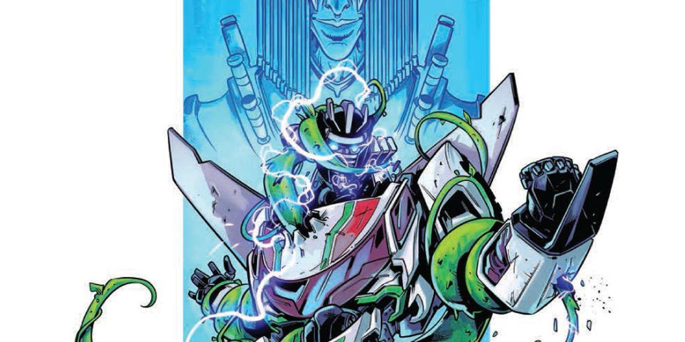 SUB CVR A IDW Transformers vs Visionaries #3