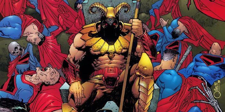 The Kingdom Superman Magog Gog - Las 10 mejores muertes de Superman