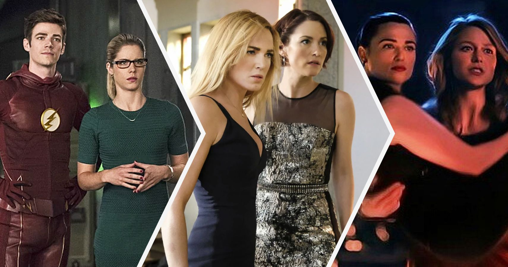 Arrowverse Ships That Would Be Better Than What We Already Have