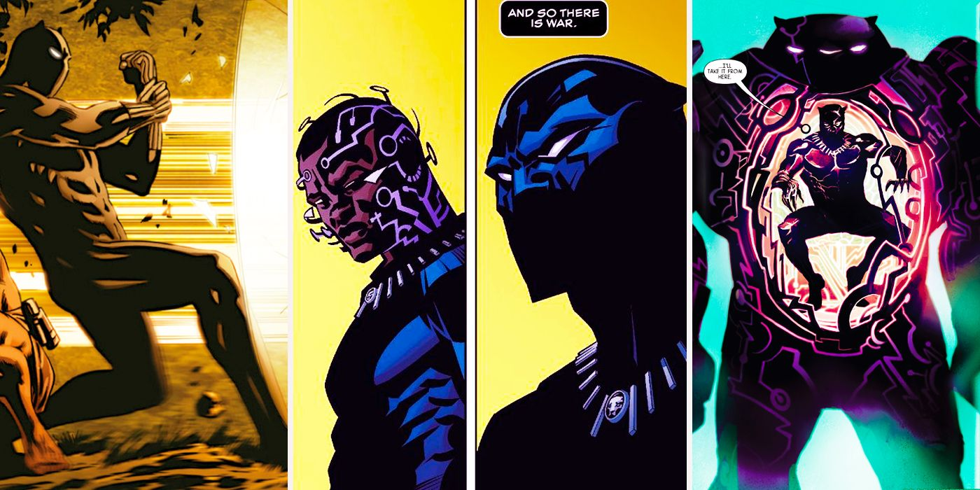 23b07f59868 Hidden Abilities In Black Panther s Suit