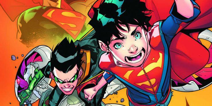 jon kent - ¿Qué kryptoniano eres, según tu zodíaco?
