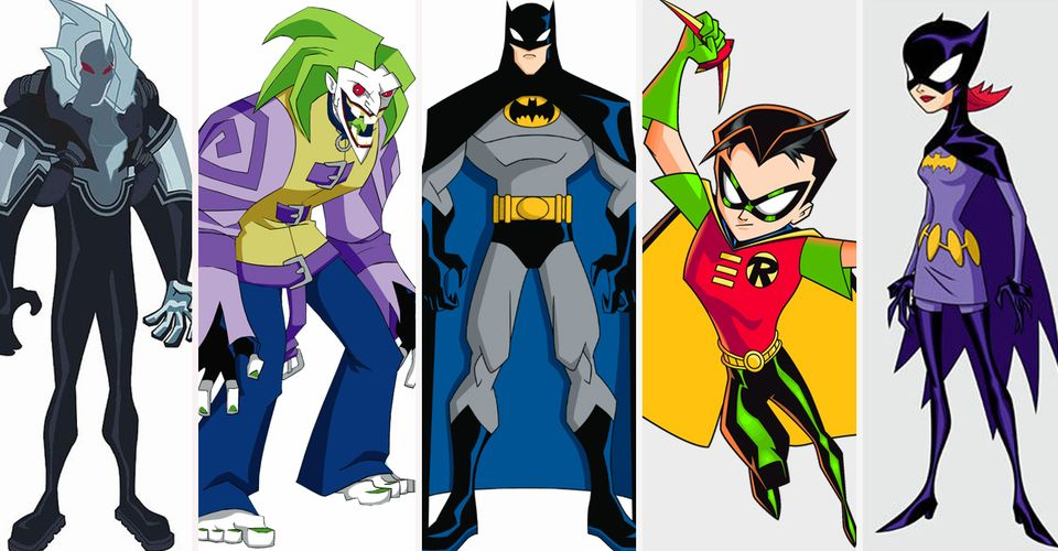 Characters The Batman Tv Show Got Right And Wrong Cbr