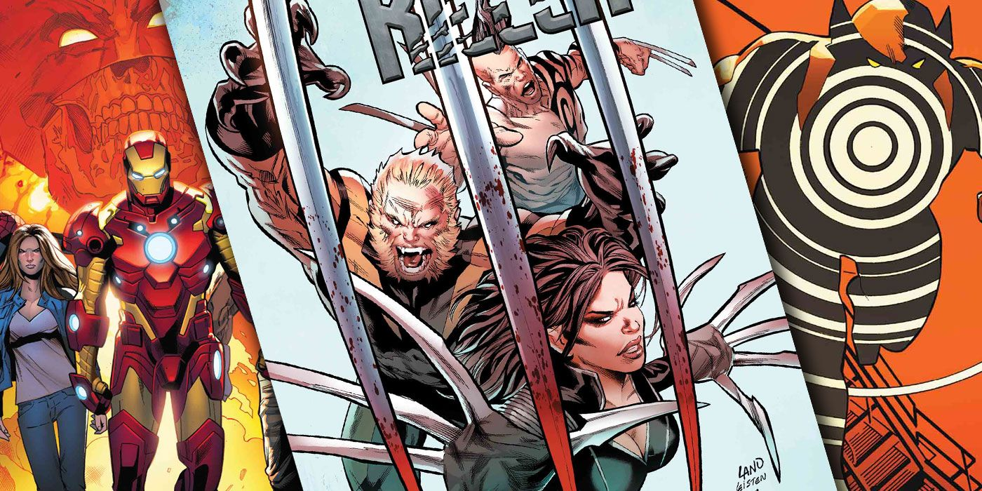 97c74df788e Marvel Expands Wolverine's Return into 4 Separate Miniseries
