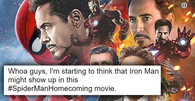 17 Totally Dank Iron Man And Spider-Man Memes | CBR
