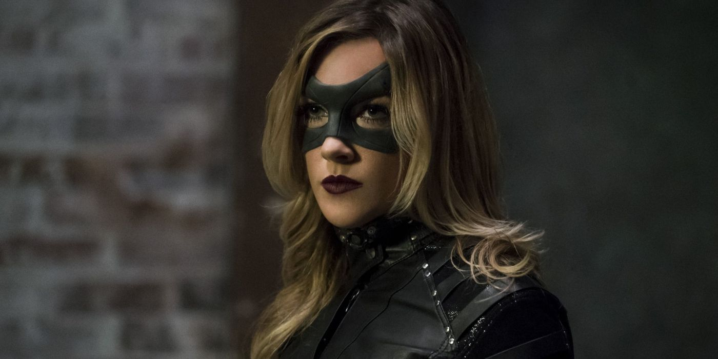 Arrow: Unused, Comics-Accurate Black Canary Costume Concept Surfaces