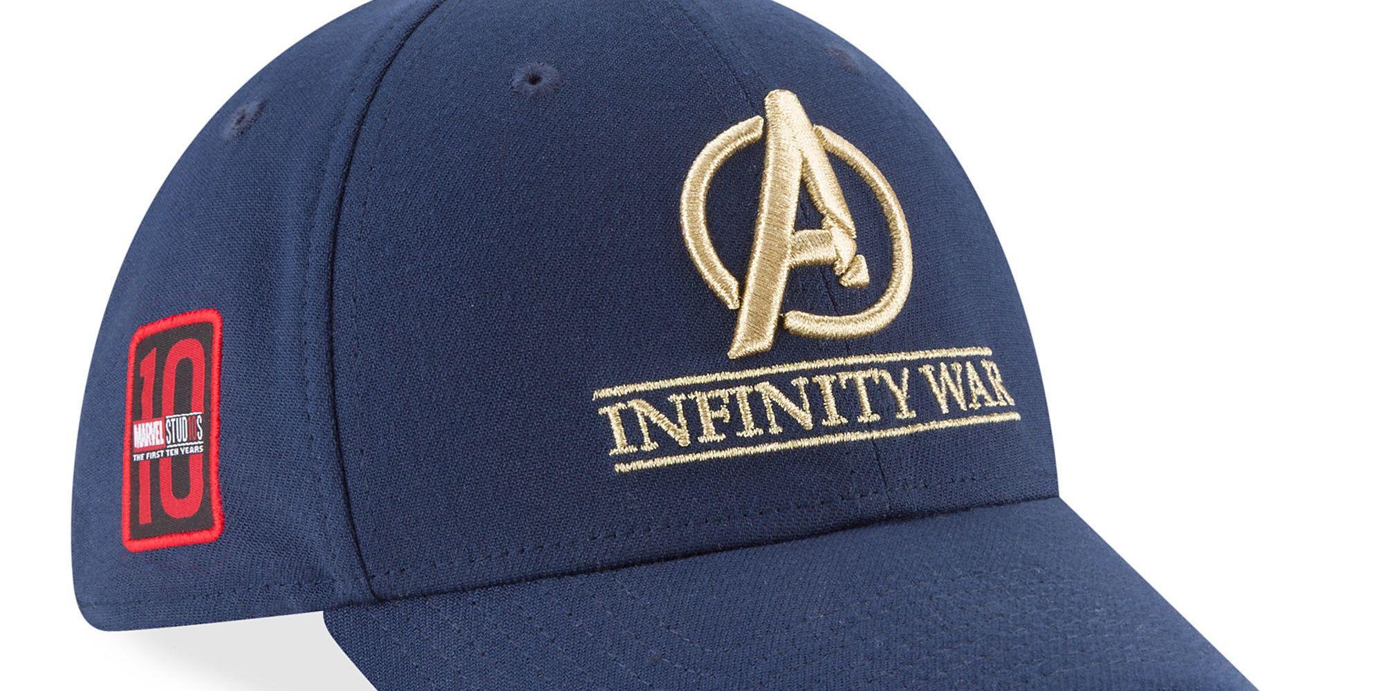 b9c7b949fce Marvel and Disney Selling Official Avengers  Infinity War Film Crew  Baseball Cap