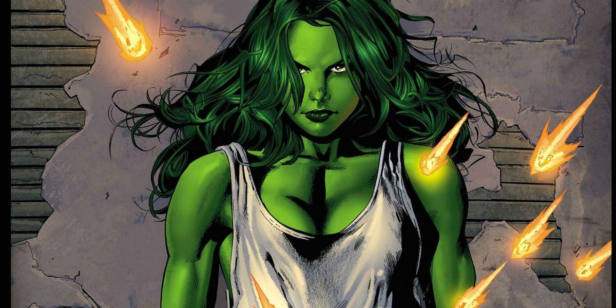 She-Hulk Disney+ Series Announced | CBR