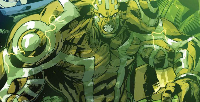 Gentle: X-Men Red's Wakandan Mutant, Explained | CBR