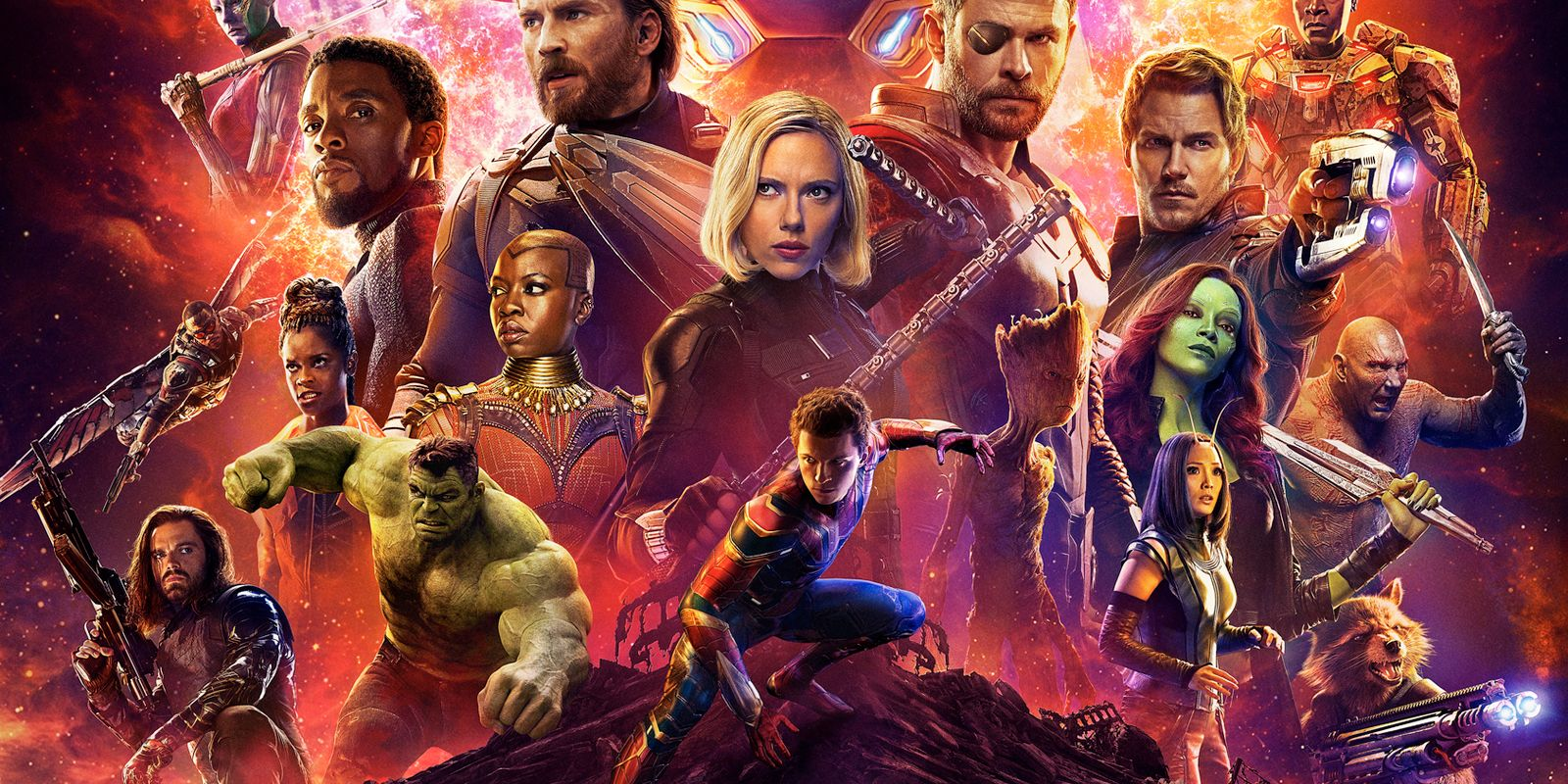 Avengers: Infinity War Emojis Are Now Live on Twitter | CBR