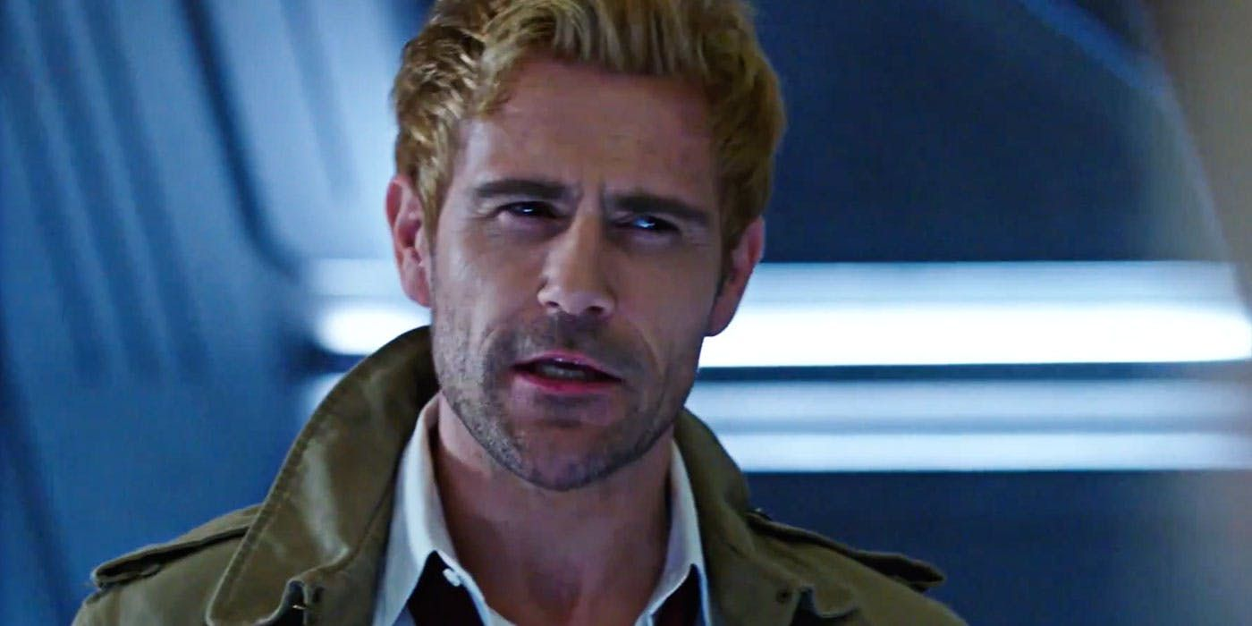 Legends of Tomorrow Has Big Plans for Constantine in Season 6