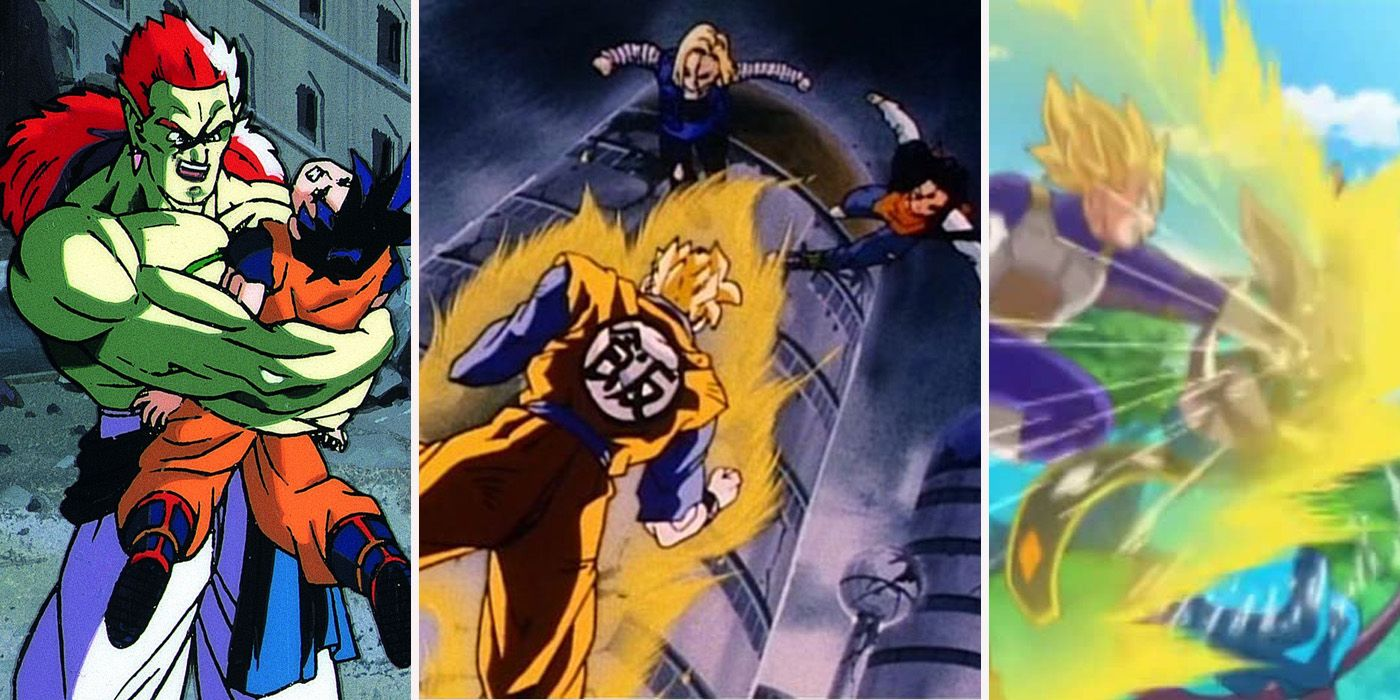 15 Dragon Ball Z Movies, Ranked From Worst To Best | CBR