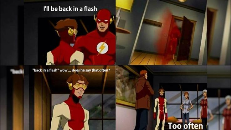 15 Hilariously Dank Young Justice Memes | CBR
