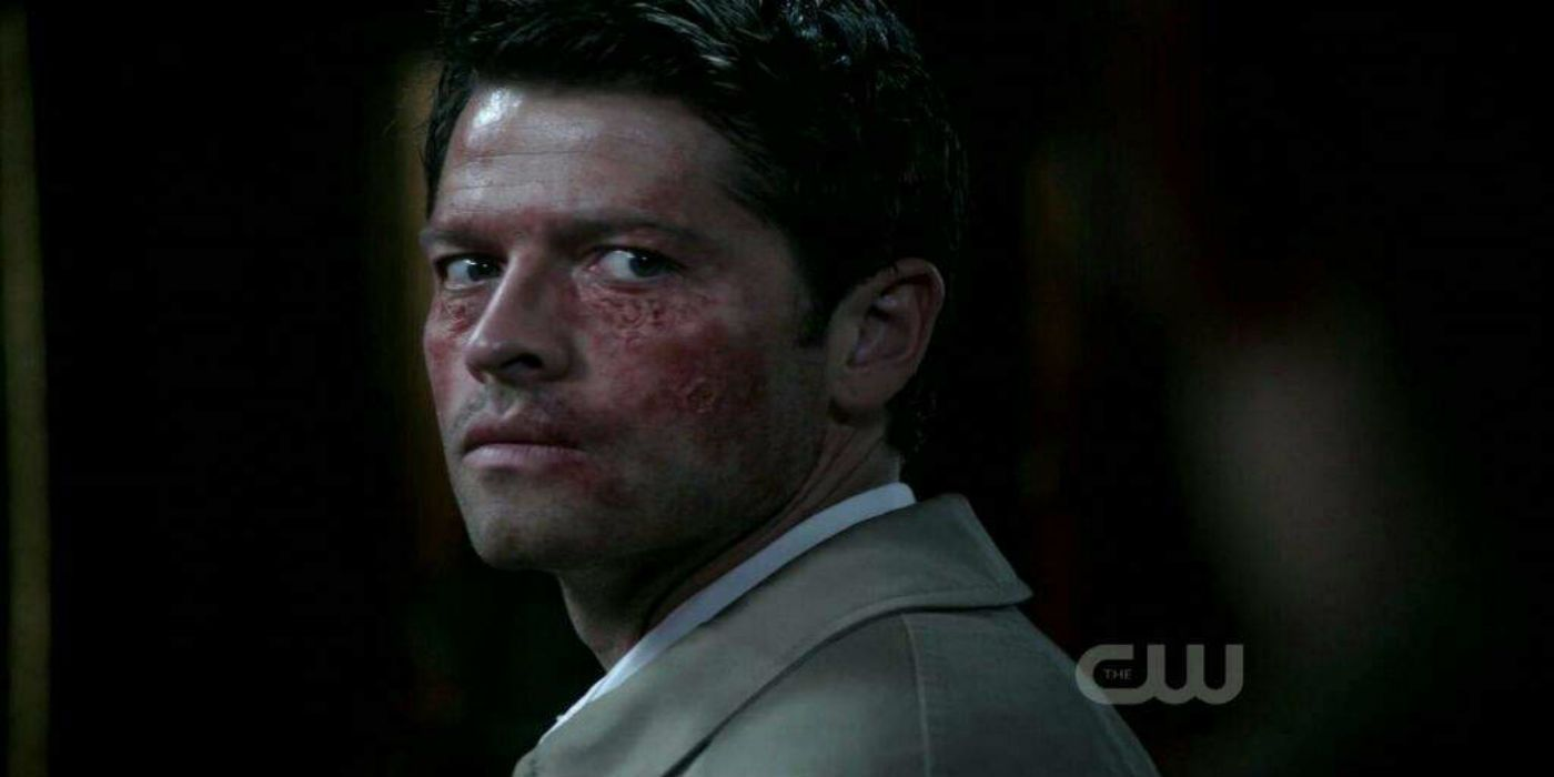 Supernatural's Misha Collins Tears Up Discussing the Series' Final Season