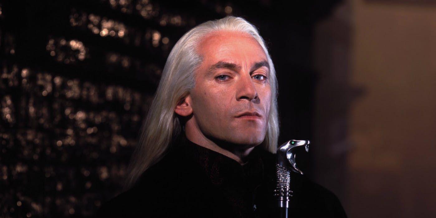 Lucius Malfoy Darsteller