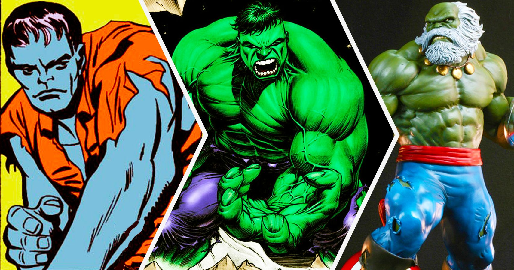 The Strongest There Is Every Hulk Ever Ranked Cbr