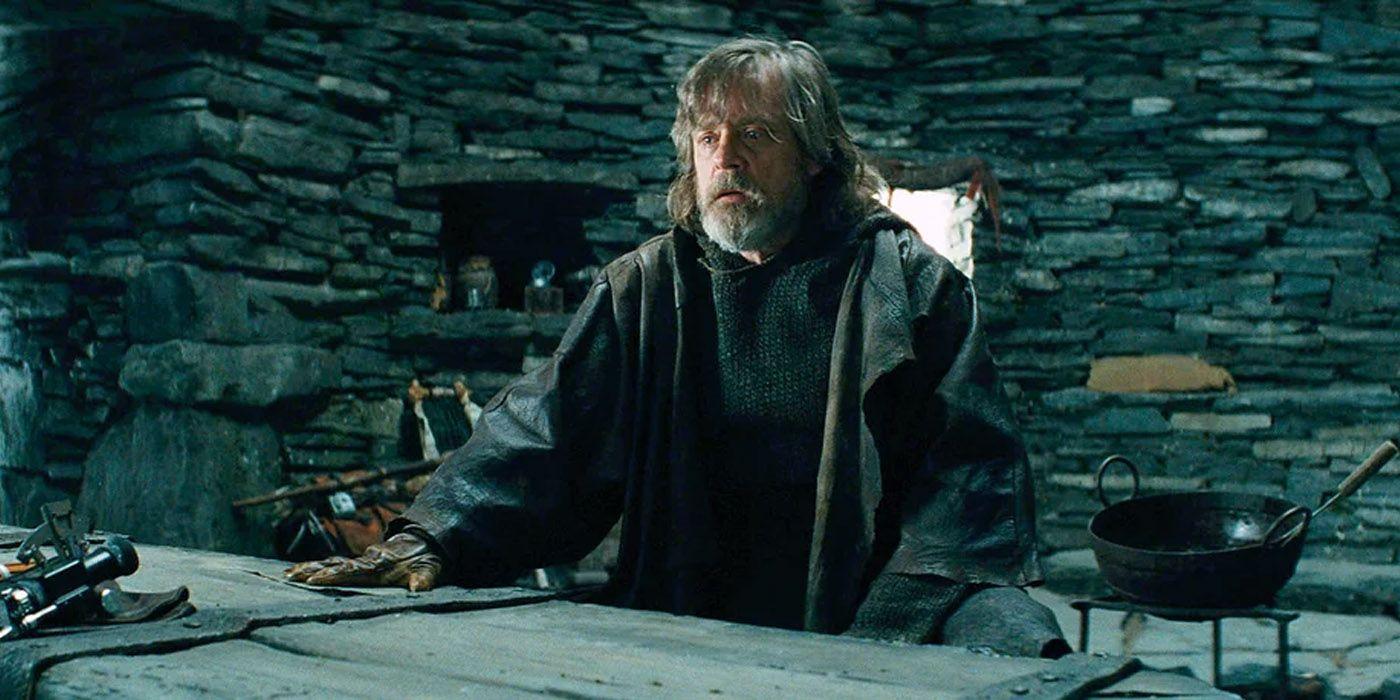 Star Wars Fan Theory Suggests Luke Skywalker Died Years Ago | CBR