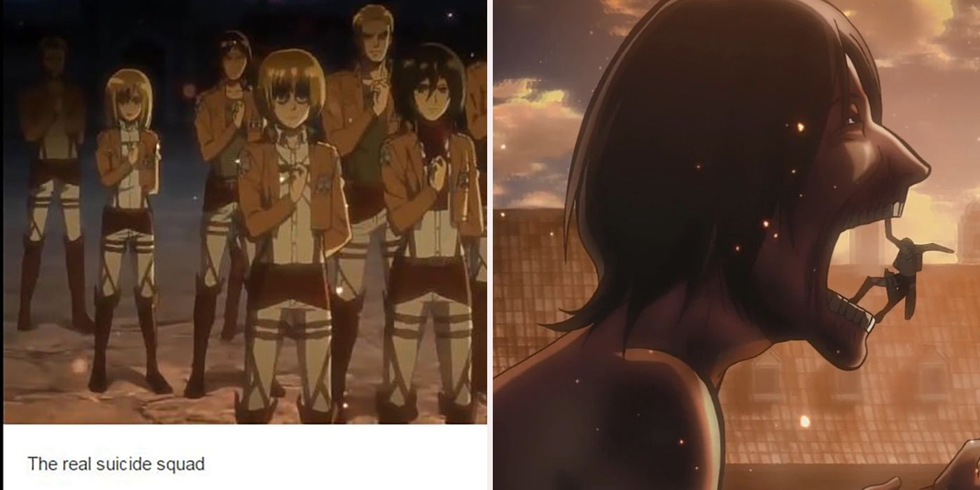Attack on titan 19 hilariously dank memes cbr