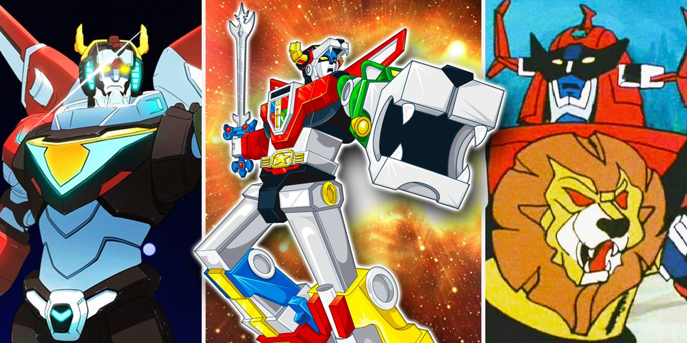 The 15 Darkest Secrets About Voltron | CBR