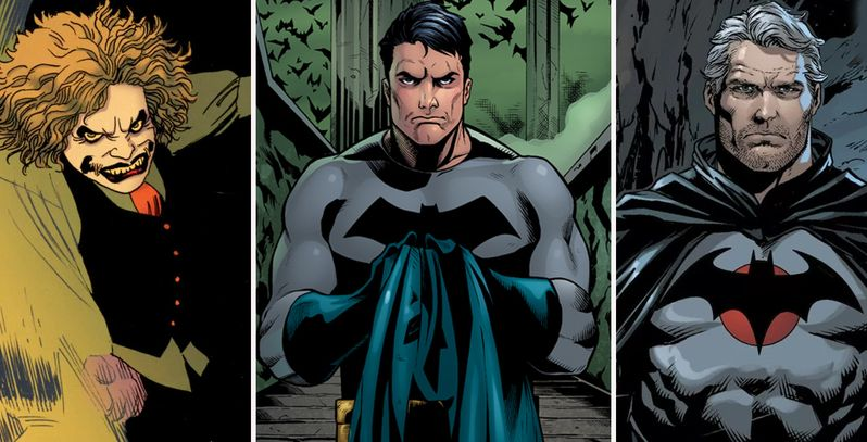 Batman: 15 Dark Secrets About The Wayne Family Even Diehard