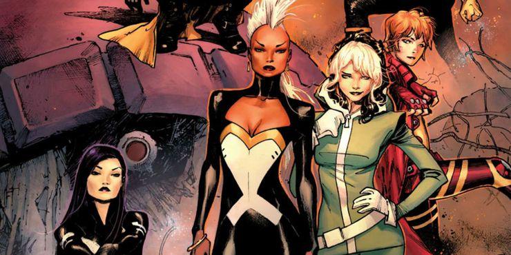 X-Men Comic